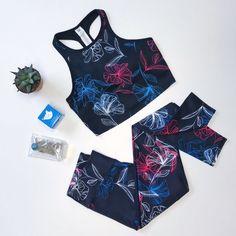Probablemente el conjunto perfecto para una sesión de running  #FeelGoodFeb Y a ti qué te hace sentir bien? (@lovorganic / @nubio_paris)