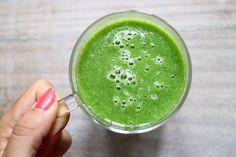 3 gröna smoothies