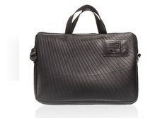 Small Laptop Bag  recycled tires  Neutra Style  by neutrastyle