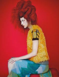 Numéro # 156 Setembro 2014 | Alana Zimmer por Erik Madigan Heck  [Editorial]