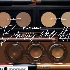 You're invited to #MAC Pro Powell's Beauty Bar  April 2nd-6th !! Our team of pro artists are excited &ready to play with all things Brows & Eyes! Call in &book your time slot! It's Lit  #BrowsAreIt #BayArea #SF #45PowellSt by propowell
