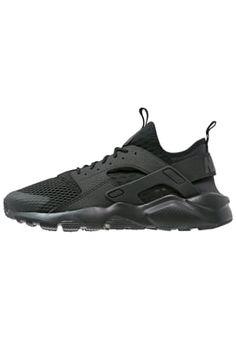 AIR HUARACHE RUN ULTRA BR - Sneaker low - black
