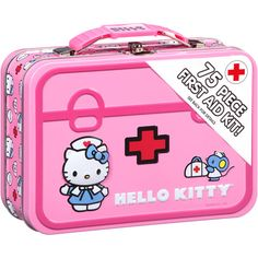 HK |❣| HELLO KITTY First Aid Kit