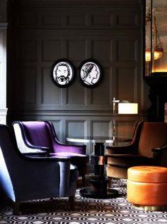 The Coburg Bar, Mayfair