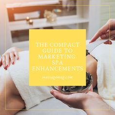 Massage can be hard work, and smart therapists know that adding a variety of spa services to our toolkits will help us make more money and give our hands a much-needed break.  Read on here!