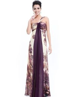 Ever Pretty Printed One Shoulder Ruching Chiffon Long Evening Gown 09356, US 6, Multiple(purple) Ever-Pretty,http://www.amazon.com/dp/B006WWYA88/ref=cm_sw_r_pi_dp_xpMXsb02NX52WSJ1