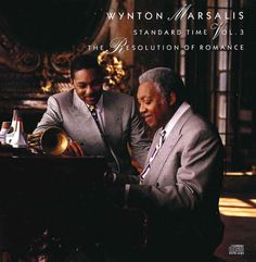 Wynton Marsalis - Standard Time Vol 3: The Resolution of Romance