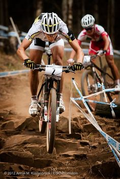 Nino Schurter on his way to victory in Pietermaritzburg #scottbike #mtb #scale #scottswisspower