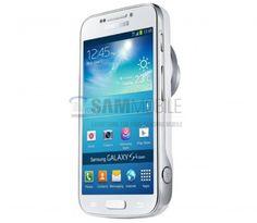 Filtrada la primera imagen del Samsung Galaxy S4 Zoom.