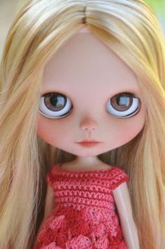 OOAK Custom Blythe Doll - MIMI - Customized by Zuzana D.   eBay