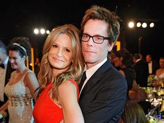 Kyra Sedgwick & Kevin Bacon Toast Their Daughter In N.Y.C.
