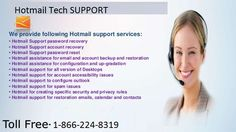 Hotmail Tech Support 1-866-224-8319 – A Rapid Approach to Resolution If your Hotmail account has been compromised/ blocked / hacked, it is recommended to acquire an instant technical assistance to get your Hotmail account recovered back.  Just dial Hotmail Tech Support  1-866-224-8319 to get in touch with our techies.  They wipe out your problems in an effective and timely manner. For more visit us http://www.monktech.net/hotmail-tech-support-phone-number.html