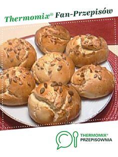 bułki pszenne na maślance jest to przepis stworzony przez użytkownika d_jolka. Ten przepis na Thermomix<sup>®</sup> znajdziesz w kategorii Chleby & bułki na www.przepisownia.pl, społeczności Thermomix<sup>®</sup>. Bread Baking, Hamburger, Muffin, Breakfast, Recipes, Food, Kitchen, Thermomix, Baking