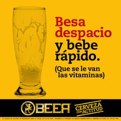 Besa despacio