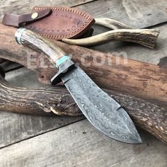12 Best Bowie Knifes images in 2018 | Hand made, Handmade, Hunting