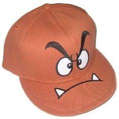 751cb80bc03 Goomba Baseball Cap. Caps GameSuper Mario BrosBaseball ...