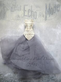 Fine Art Photograph Still Life Fairytale Dress 10 x 8 Inches