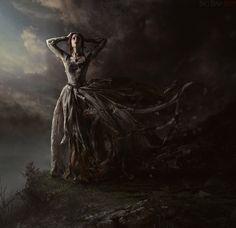 By flexdreams on DeviantArt ~ http://flexdreams.deviantart.com/art/Elegy-of-Decay-362896067
