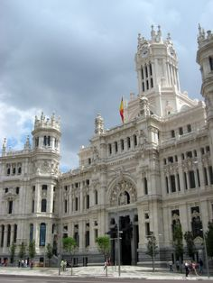 Madrid, Spain. I want to visit again in the next few years.
