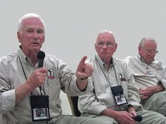Neil Armstrong /Jim Lovell and Gene Cernan. Relive! with them, the Moon. Ryan Malham TV 2011