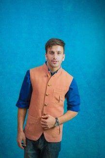 Beige Color Candid Jawahar  Rs. 7,999