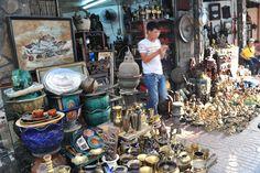 Chợ Kiều: thiên đường & đau khổ