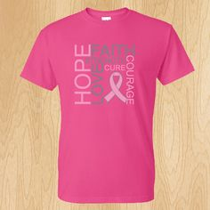 Hey, I found this really awesome Etsy listing at https://www.etsy.com/listing/191504384/breast-cancer-awareness-t-shirt