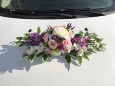 Aranjament masina pentru nunta