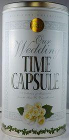 Wedding Time Capsule - Wedding gifts