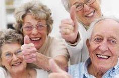 Afbeeldingsresultaat voor happy young seniors