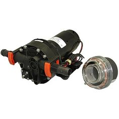 Johnson Pumps 10-13252-103-BW 4.0 GPM Baitwell Pump, 12V by Johnson Pumps. Johnson Pumps 10-13252-103-BW 4.0 GPM Baitwell Pump, 12V. 12V.