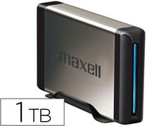 """Disco duro externo 3.5"""" Tank Series Maxell  http://www.20milproductos.com/informatica-y-consumibles/almacenamiento-de-datos/disco-duro-externo-3-5-quot-tank-series-maxell.html"""