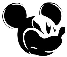 Mickey Mouse Face Clipart - ClipArt Best - ClipArt Best
