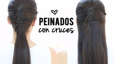 Peinados con cruces
