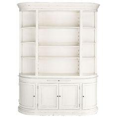 Meuble d 39 angle sologne maisons du monde meubles d for Bibliotheque meuble sweet home 3d