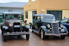 1930 & 1935 Fords