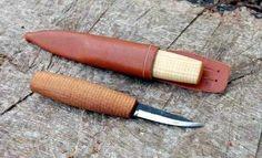 S. Djärv Hantverk Carving Knife -