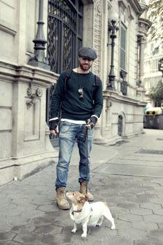 Street style by Lamberto