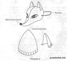 Схемы масок wintercraft