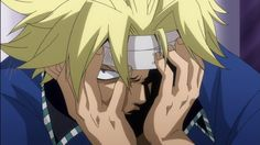 Fairy Tail Ep176: sting is angry