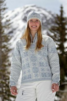 Dale of Norway Women's Peace Sweater