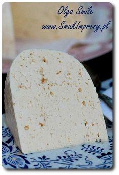 Mój domowy ser koryciński - przepis Olgi Smile