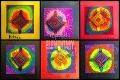 Art. Eat. Tie Dye. Repeat.: 2nd Grade