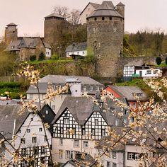 Monschau, Nordrhein Westfalen, Germany