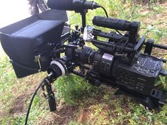 The SONY FS 700 EK equipped on the TILTA DSLR rig kit. Thanks to Antonis Oikonomou for the photos from their short film being shot in Greece.