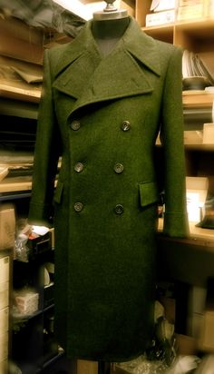 gieves & hawkes loden greatcoat - Buscar con Google