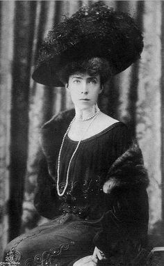HM Queen Elisabeth of Belgium (1876–1965)  née Her Royal Highness Duchess Elisabeth of Bavaria.