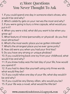 date night questions you never thought to ask!More date night questions you never thought to ask! date night questions you never thought to ask!More date night questions you never thought to ask! Dating Quotes, Dating Tips, Dating Humor, Quotes Quotes, Dating Games, Date Night Questions, Party Questions, Fun Survey Questions, Cute Questions