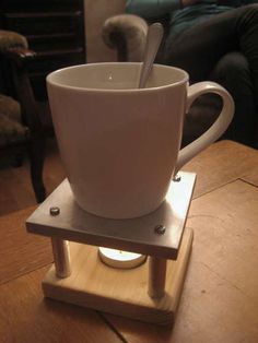 tea light cup warmer