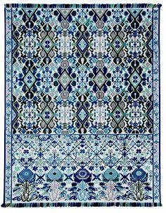 Gypsy I, Boheme Collection, Tai Ping. #Boheme #Gypsy  #Colours #Colors #Floral #Luxury #Rug #Carpet #Tapis #Design  #InteriorDesign #Deco #Art #Bespoke #Custom #Unique #HandTuft #HandMade #HandCrafted #Artisans #RugsCreatedByUs #TaiPing #HouseOfTaiPing